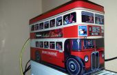 Serveur NAS de finalement grave Bus (USB) propulsé par Raspberry Pi:)