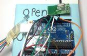 Dispositif de détecteur de boîtes aux lettres Arduino sans fil