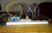 Télémètre à ultrasons avec Arduino