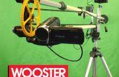 Grue de caméra DIY - The Wooster Sherlock 1.0
