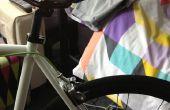Super léger Fixie et garde-boue vélo monovitesse