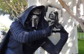 Star Wars Force réveille Kylo Ren - masque & costume