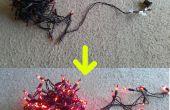 Remplacer le fusible sur Halloween Lights