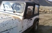 Corriger les problèmes de ralenti et décrochage sur un yj de jeep cj-7 ou wrangler