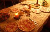 Comment faire un bon dîner italien