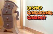 BRICOLAGE mobilier de cabinet, carton Disney