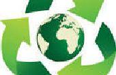 Étagères à partir de matériaux recyclés