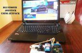 Controller(Joystick) jeu de Bluetooth avec Arduino et Jetpack