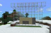 Comment faire une planche de connecter quatre dans Minecraft Pe