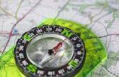 Comment lire une carte topographique