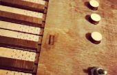 Piano jouet d'enfant