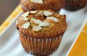 Amande Poppy Seed Muffins