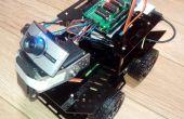 Caméra de voiture Robot RC wifi en utilisant Arduino et openWRT