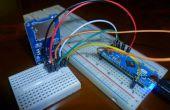 Datalogging carte SD avec le capteur d'humidité Temp DHT22