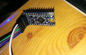 Téléchargement esquisse à Arduino Pro Mini avec Arduino UNO