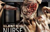 Silent Hill infirmière - SFX maquillage Tutorial