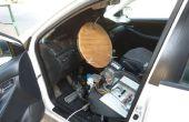 Toyota (mécanique) de la télécommande