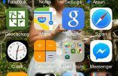 Enregistrer un nouveau Waypoint sur iPhone