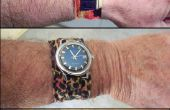Faire votre propre tissu Watch bande