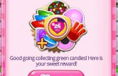 Candy Crush - gagnez facilement des Power-Ups