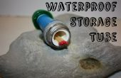 Imperméable à l'eau de stockage Tube