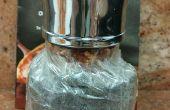 Agitateur de sel/poivre verre renforcé