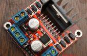 Modules d'Arduino - L298N double pont en H contrôleur de moteur