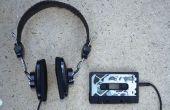 Lecteur de cassette cassette MP3