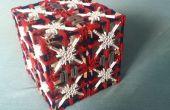 Knex interminable folding instructions cube