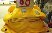 Faire un Costume de Robot Instructable