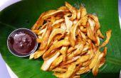 Jacquier savoureuses et croustillantes Chips