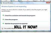 Comment sortir et fermer un programme qui ne répond pas sur Windows 7, 8 ou 10 !