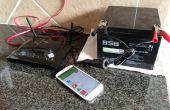 Exécution d'un routeur DSL sur une batterie de 12v (Anti-Loadshedding LIS)