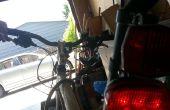 Feux de freinage pour les vélos