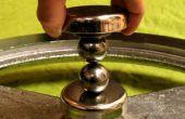 Suspendu de spin gratuit record du monde palier magnétique