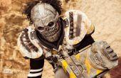 Turbo Kid Skeleton Cosplay Prop arme et masque - les accessoires SKS