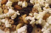 Croquant, salé, sucré et hypocaloriques Snack Mix