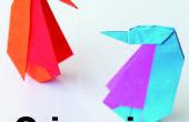 Comment Origami 〜Penguin〜