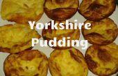 Yorkshire Puddings - votre chemin