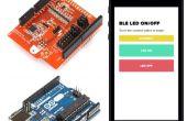 Comment connecter votre shield Arduino BLE à une application iOS/Android personnalisée développé en HTML5 et JavaScript.
