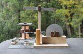 Critères de conception des que le moteur Stirling cycle
