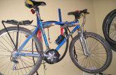 Gardes boue vélo PVC pour 2 $