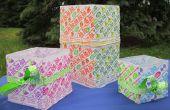Dums Dums Wrapper décoration : Bougie titulaire Craft