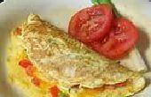 Faire une omelette génial