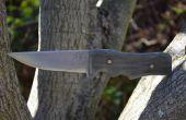 Couteau de fabrication