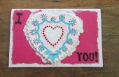 Brun sac moule papier Casting pour Valentin
