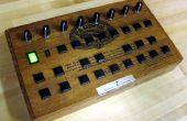Contrôleur MIDI de Cigar Box