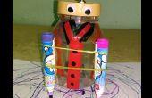 Robot simple dessin pour les enfants
