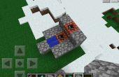 Canon de TNT Minecraft Pe