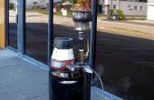 Un gazogène Home-Built de la biomasse pour produire des gaz de bois